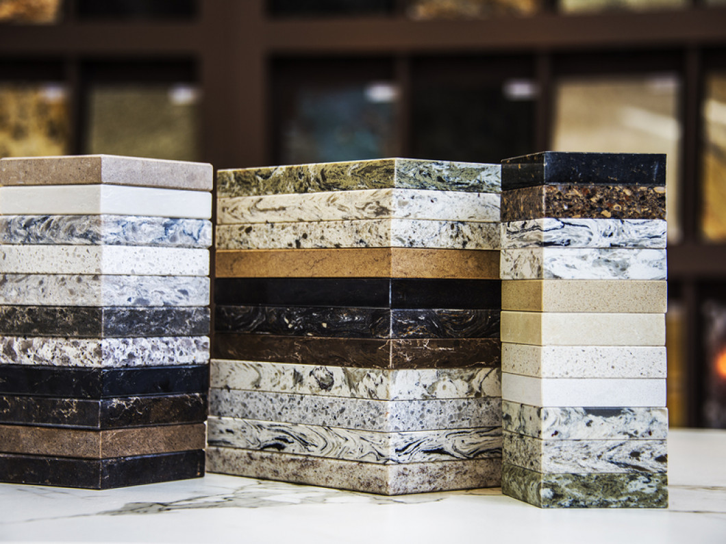 Create Your Perfect Countertops